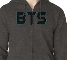 ♥♫BTS-Bangtan Boys K-Pop Clothes & Phone/iPad/Laptop/MackBook Cases/Skins & Bags & Home Decor & Stationary♪♥ Zipped Hoodie