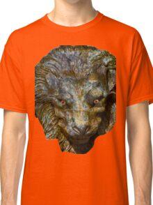 Stone Mean Green Lion Classic T-Shirt