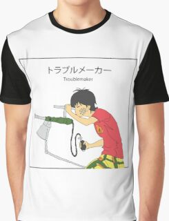 Troublemaker Graphic T-Shirt