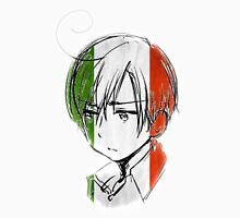 Romano and His Flag Unisex T-Shirt