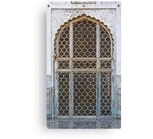 Marble Doorway Canvas Print