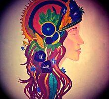 Queen of Pentacles by ShamelessShann