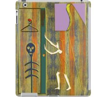 SKELETON IN THE CLOSET iPad Case/Skin