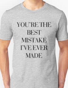 Best Mistake Crewneck T-Shirt