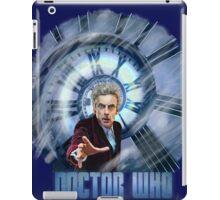 Capaldi - Doctor Who iPad Case/Skin