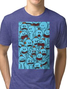 Meeseeks Takeover Tri-blend T-Shirt