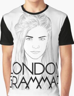 London Grammar Graphic T-Shirt
