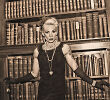 The Librarian by Jimmy Ostgard