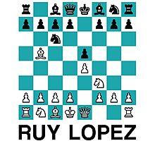 Ruy Lopez Photographic Print