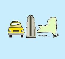 New York, New York by rosesforrosa