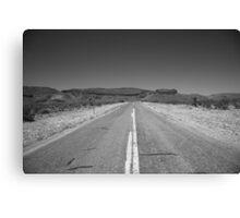 Route 66 in Arizona Canvas Print