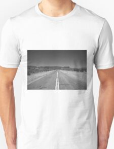 Route 66 in Arizona Unisex T-Shirt