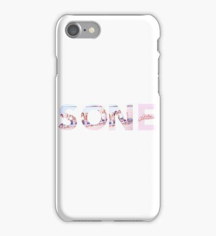 SONE - GIRLS´GENERATION iPhone Case/Skin