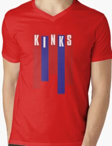 The Kinks v.2 Mens V-Neck T-Shirt