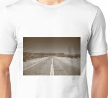 Route 66 in Arizona Unisex T-Shirt