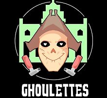 Ghoulettes! by JekyllDraws