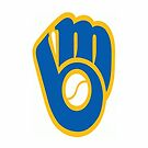 Milwaukee Brewers Baseball by sullat04
