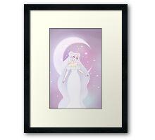 Princess Serenity Framed Print