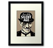 Sons of the Silent Age Framed Print