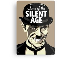 Sons of the Silent Age Metal Print