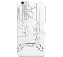100% Chance of Tears iPhone Case/Skin