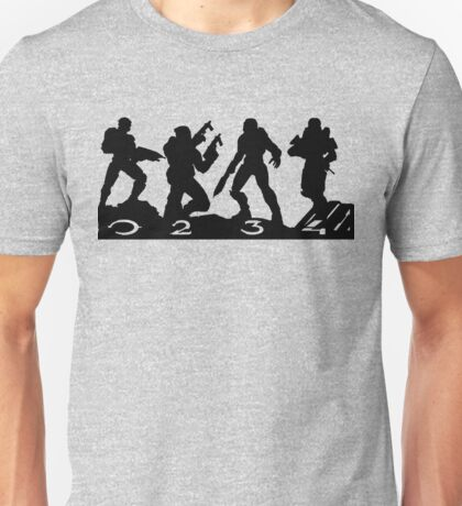 Master Chief Ages Unisex T-Shirt