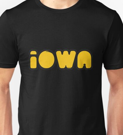 Iowa Bubbler Unisex T-Shirt