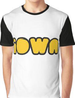 Iowa Bubbler Graphic T-Shirt