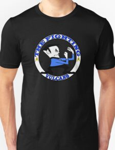 The Fighting Vulcans with logo Unisex T-Shirt