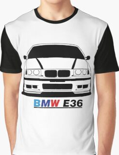 BMW E36 Graphic T-Shirt