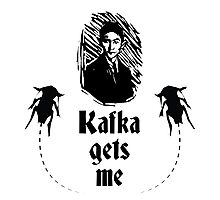 Kafka Gets Me Photographic Print