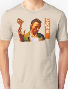 Begbie throws Glass of Beer - Scene from Trainspotting T-Shirt T-Shirt