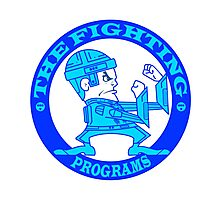 The Fighting Programs with Logo Photographic Print