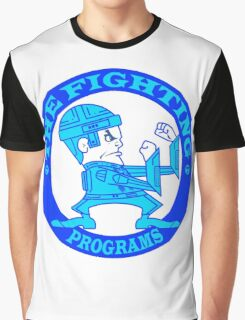 The Fighting Programs with Logo Graphic T-Shirt