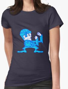 The Fighting Programs Womens Fitted T-Shirt