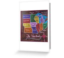 The Heartland Greeting Card
