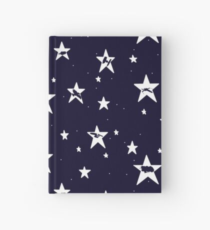 Stars of Sci-Fi Hardcover Journal