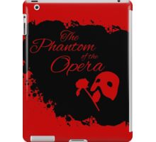 The Phantom Paint iPad Case/Skin