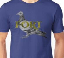 Fort Pigeon Unisex T-Shirt