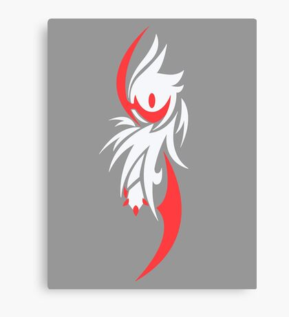 Harbinger of Disaster - Shiny Absol Canvas Print