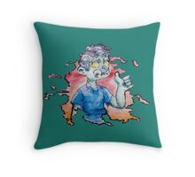 ZombieApproves! Throw Pillow