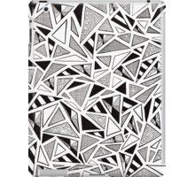 Tonal Triangles iPad Case/Skin