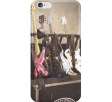 5SOS GUITARS iPhone Case/Skin