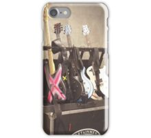 5SOS GUITARS iPhone Case/Skin