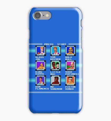 Mega Punch iPhone Case/Skin