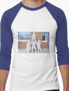 I made it better. Men's Baseball ¾ T-Shirt