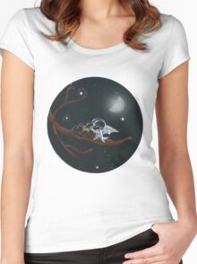 Back From the Voyage Women's Fitted Scoop T-Shirt