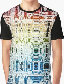 Color Shapes Graphic T-Shirt
