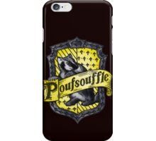 Poufsouffle iPhone Case/Skin