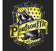 Poufsouffle Photographic Print